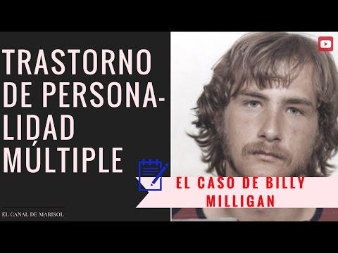 Trastorno de personalidad múltiple  El caso Billy Milligan