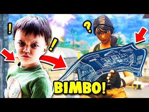 BAMBINO URLA SU PARCO GIOCHI PERCHÉ LO UCCIDO!! — Troll su Fortnite ITA