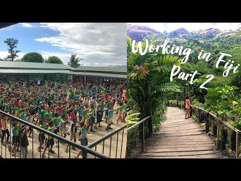 "Fiji (Part 2) | The ""Lovo"" Ceremony, Sabeto Hot Springs and Mud Pool & Zumba with the Kids"