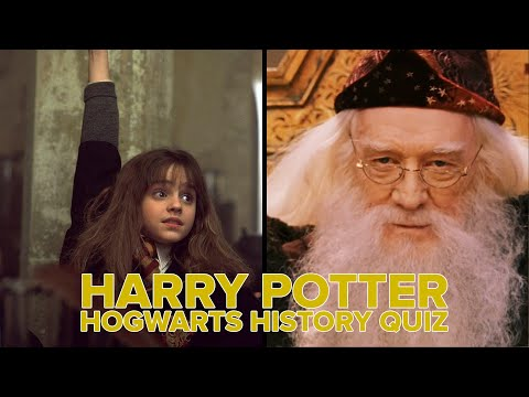 Download Youtube: Can You Pass This Hogwarts History Quiz