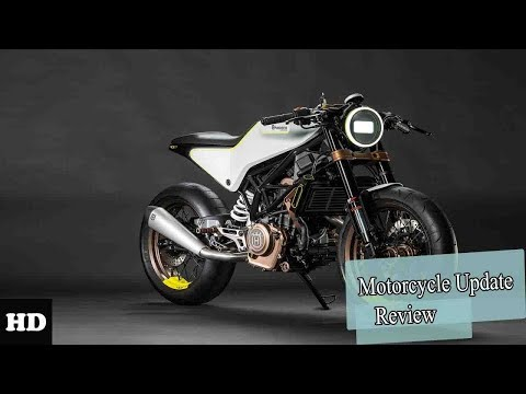 Hot News!!  Husqvarna Vitpilen  SE Features Exclusive Edition  Review Look in HD