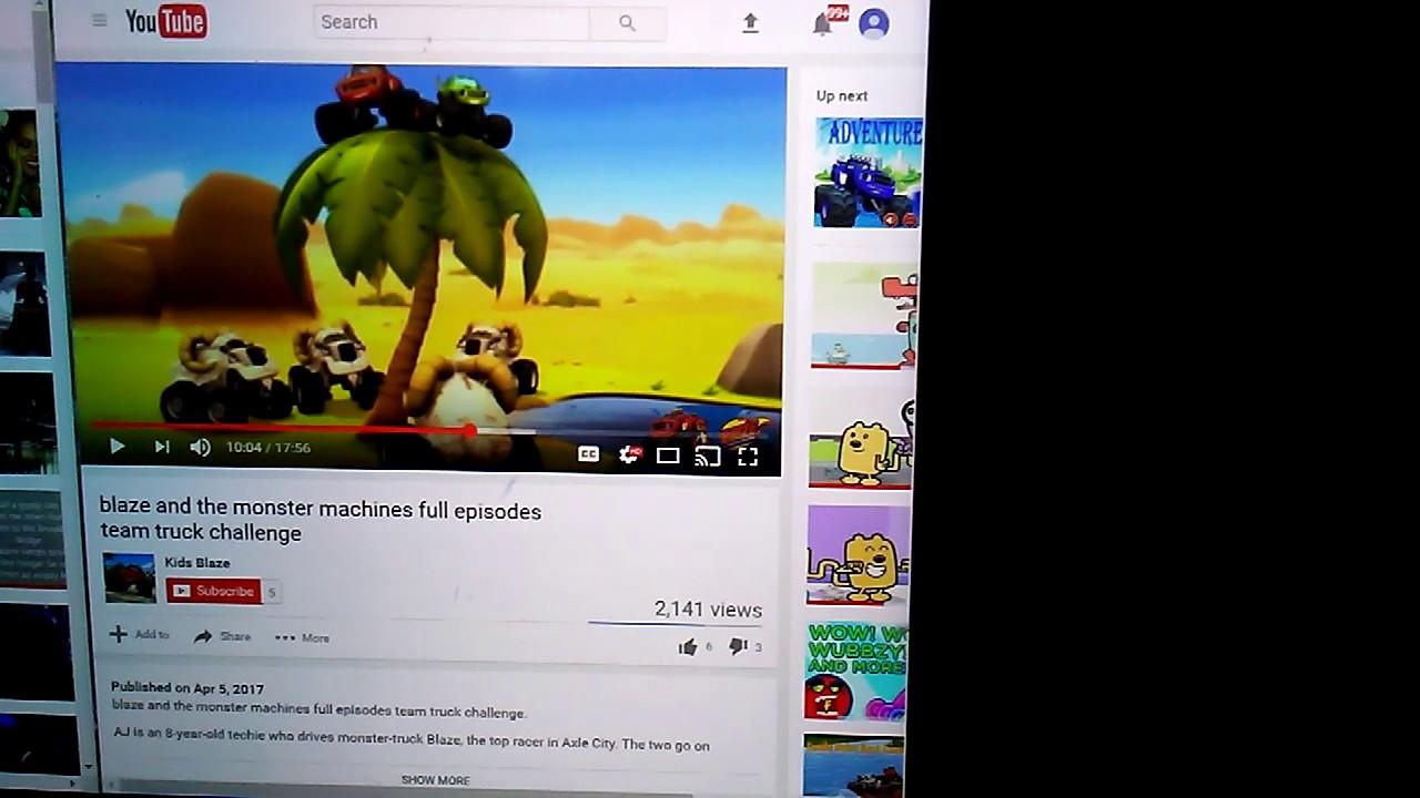 Dora Louder And Blaze The Monster Machines Team Truck Challenge