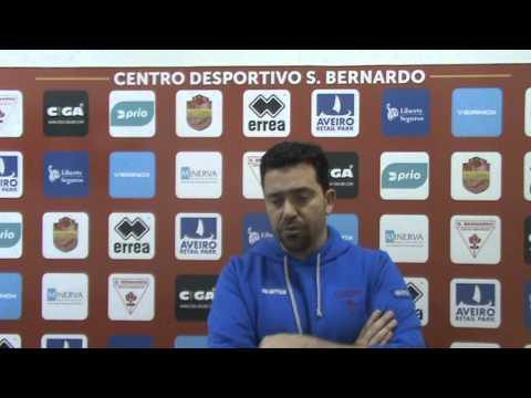 Flash Interview São Bernardo - Boavista: João Teixeira