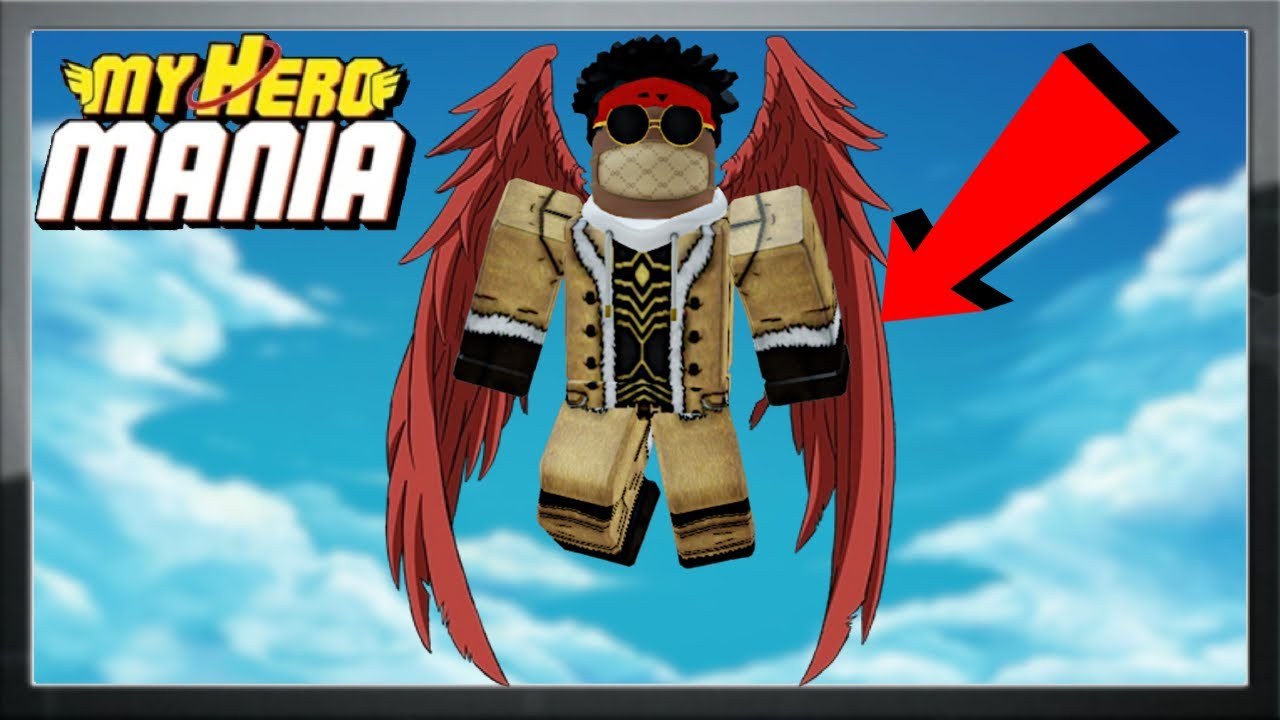 *NEW UPDATE* FIERCE WINGS IN MY HERO MANIA (Official Showcase)