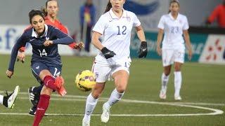 France-USA Féminines (2-0) : les coulisses de la 1ère victoire face aux Etats-Unis