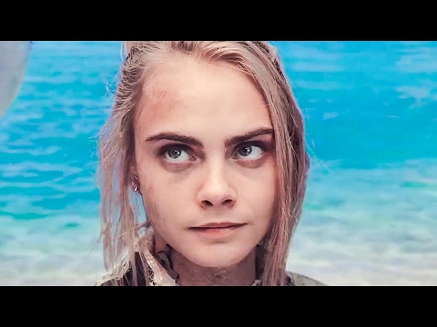 Thumbnail: VALERIAN AND THE CITY OF A THOUSAND PLANETS Trailer #2 (2017)