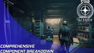 Star Citizen: Comprehensive Components Breakdown (3.0.1)