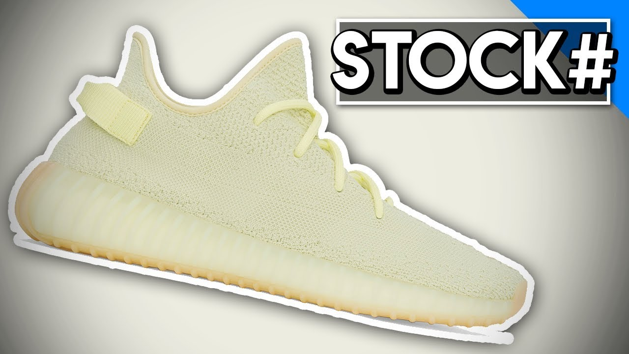 65ed8c8ea34  OFFICIAL  Stock Numbers For The Yeezy Boost 350 v2