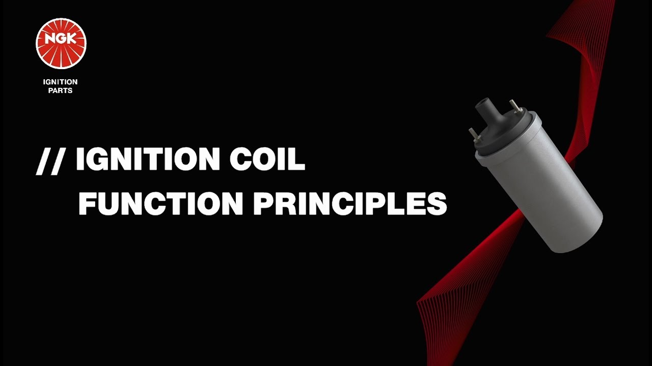 NGK ignition coil function principles : NGK Spark Plugs Australia