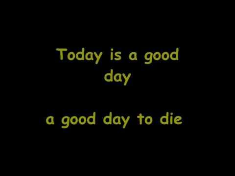 Exodus-A Good Day To Die (Lyrics)