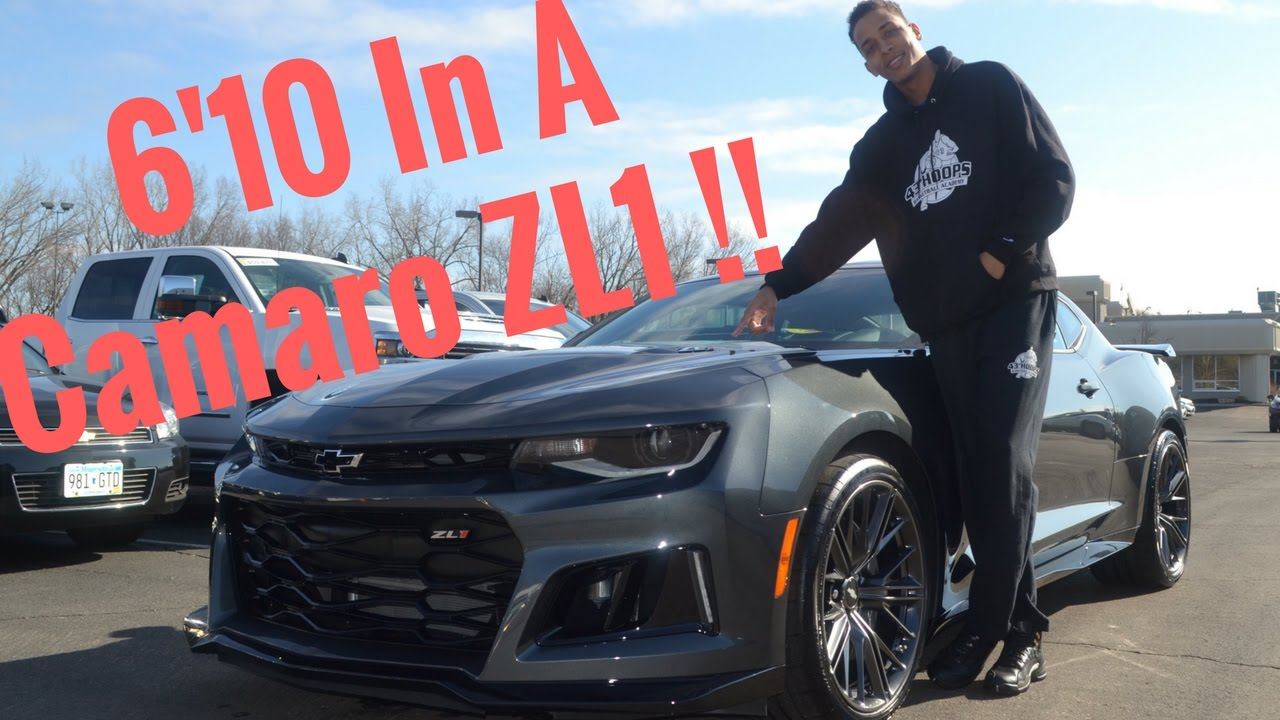 2017 Chevrolet Camaro Zl1 Review From A Tall Guys