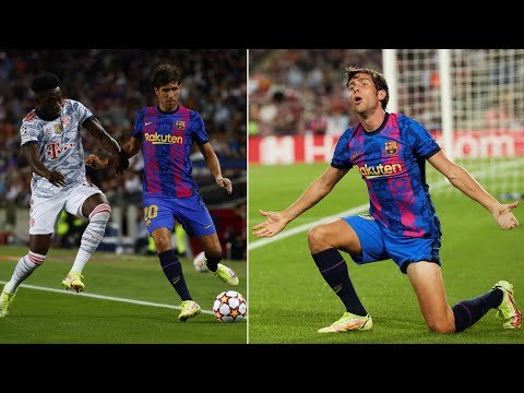 Sergi Roberto left in tears after being whistled by Barcelona fans vs Bayern Munich?
