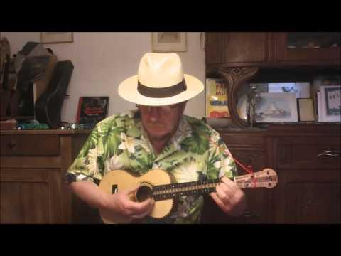 Ku'u Ipo I Ka He'e Pu'e One - Glyph ukulele