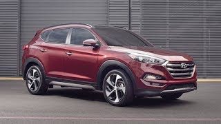 Hyundai Tucson 2018 Car Review