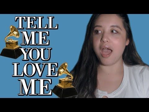 TELL ME YOU LOVE ME - DEMI LOVATO ||ALBUM REACTION|| - GIVE HER A GRAMMY!!!