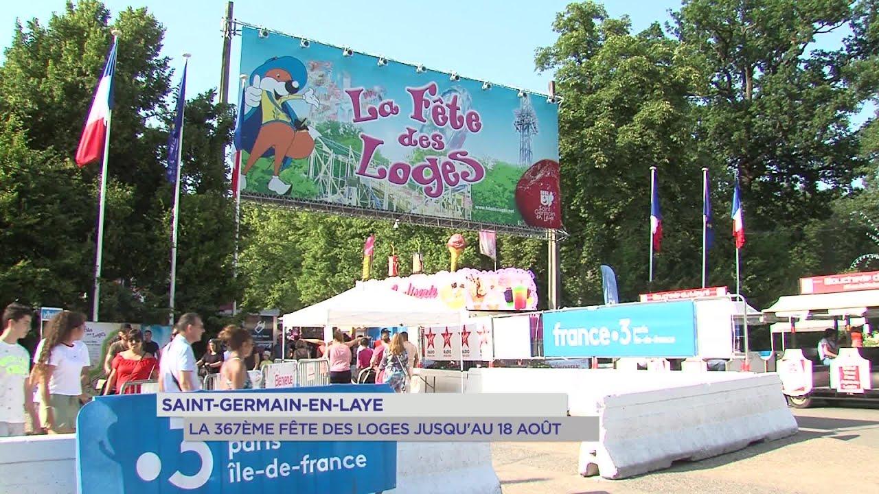 Yvelines | Saint-Germain-en-Laye : 367e Fête des Loges