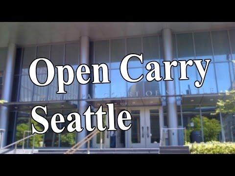 Open Carry Washington: Seattle Municipal Court