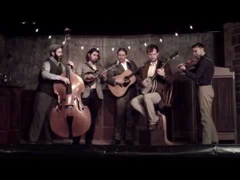 RapidGrass Quintet - Crooked Road - Official Music Video