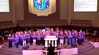 """PBC """"His Choir"""" - Put On Your Running Shoes - May 4, 2016"""
