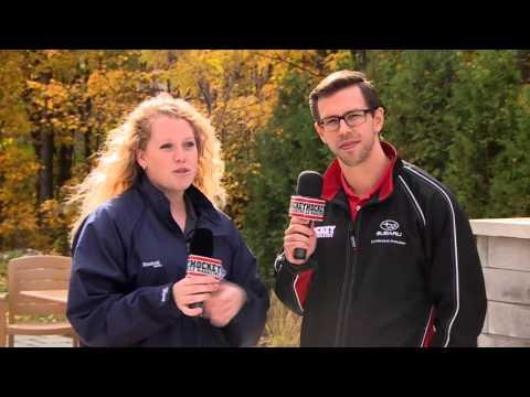 Hockey Le Magazine - Saison 1 - Entrevues - Élizabeth Mantha