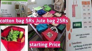 Eco friendly bags / Jute bags, cotton bags