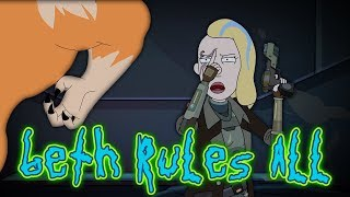 How Space Beth Will CONTROL Rick & Morty Season 5!