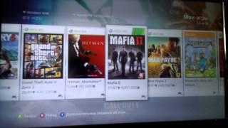 Мои игры на Xbox 360( Часть 2, игры с xbox live) [2014]