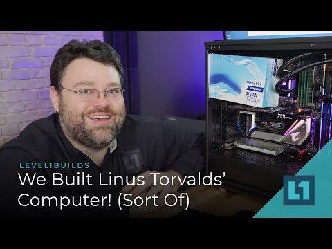 TR 2990WX Programmers Workstation: Linus Torvalds' Edition (sort of)! Mp3