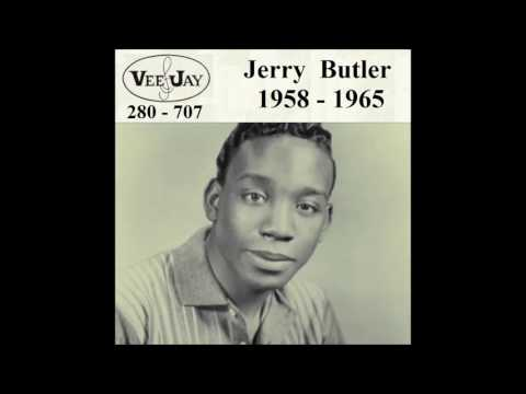 Jerry Butler - Vee Jay 45 RPM Records - 1958 - 1965