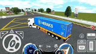 Mobile Truck Simulator - First Truck Transporter - Android Gameplay FHD