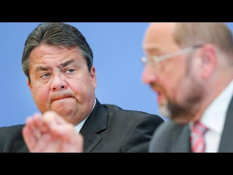 Sigmar Gabriel greift SPD-Spitze um Schulz an