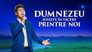 "Cantari crestine 2020 ""Dumnezeu sosește în tăcere printre noi"""
