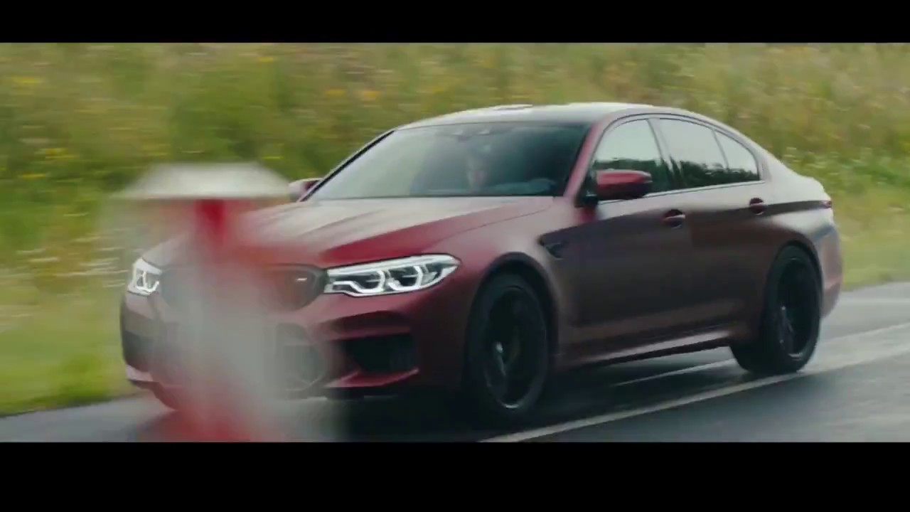 2019 Exclusive Leaked Video New Bmw M5 F90 In Red Exterior Interior