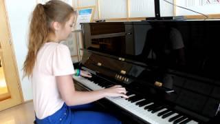 Yann Tiersen - Rue des cascades - piano cover