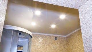 Свет в ванную комнату с Алиэкспресс. Обзор премиум светодиодной панели.