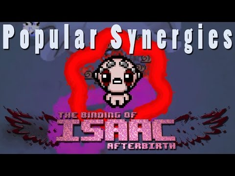 The Binding of Isaac Afterbirth | Mob Psycho 100 | Popular Synergies!