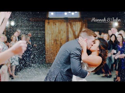High School Sweethearts // College Station, Texas Wedding // Hannah & John