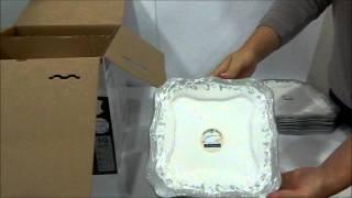 Столовый сервиз Luminarc Authentic silver white 19 предметов H8391(Столовый сервиз Luminarc Authentic silver white (19 пред., арт. H8391), который вы можете купить в интернет-магазине http://i-posud.com.ua..., 2015-09-15T20:35:36.000Z)