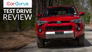 2019 Toyota 4Runner - Old school, but in a good way