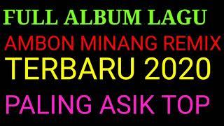 Download LAGU JOGET AMBON MINANG REMIX TERBARU 2020