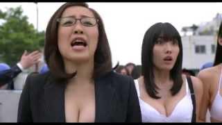 The Virgin Psychics (Eiga: minna! Esupâ da yo!) theatrical trailer - Shion Sono-directed movie