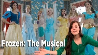 Frozen - A Musical feat. Disney Princesses - Soren