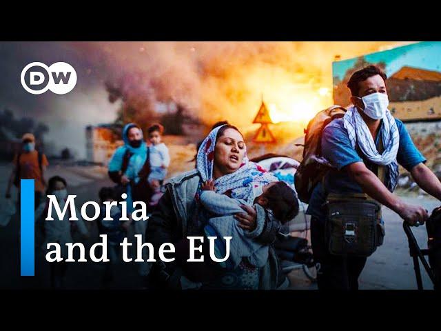 Moria: The EU's failed refugee policy   DW Documentary
