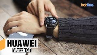 Watch GT — стиль и спорт от HUAWEI