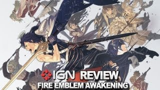 IGN Reviews - Fire Emblem Awakening Video Review