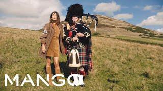 Mango FW'18 | A trip to Scotland with Jeanne Damas (Full Story)