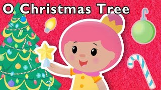 O Christmas Tree and More | CHRISTMAS KIDS VIDEOS | Baby Songs from Mother Goose Club!