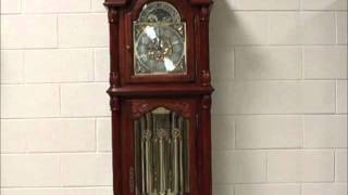 Worchester Grandfather Clock / Hermle  01192-n91171
