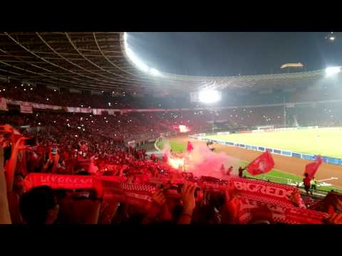 YNWA - Indonesia XI VS Liverpool FC
