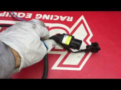 How to replace crankshaft SENSOR without removing timing belt (Hyundai Santa Fe & KIA) 2.4L